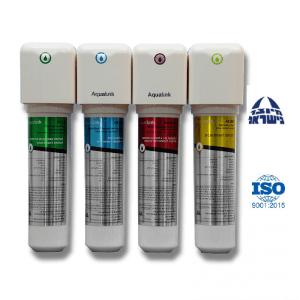 מטהר מים | מערכת טיהור 4 שלבים AquaOptima